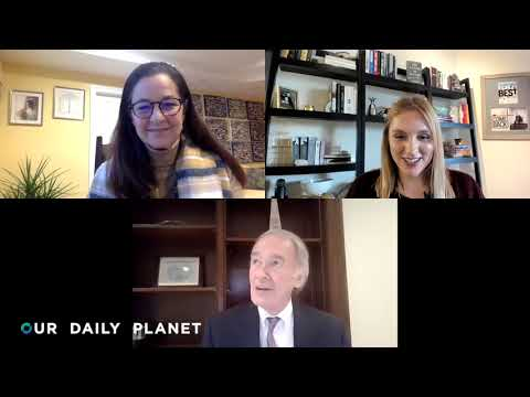 ODP Exclusive Interview With a Good Friend of the Planet, Senator Ed Markey