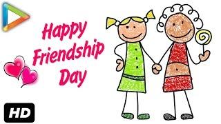 Best Happy Friendship Day 2016 Video Ever | Happy Friendship Day!