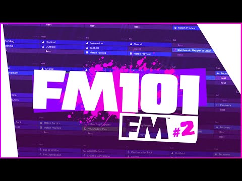Football Manager 2020 - FM101, match-prep mistakes / Tips, tricks & guides!