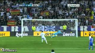 Liga BBVA - Real Madrid 4-2 Getafe | Highlights (10/9/2011)