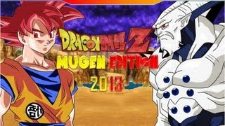 Dragon Ball Z MUGEN Edition 2013 video