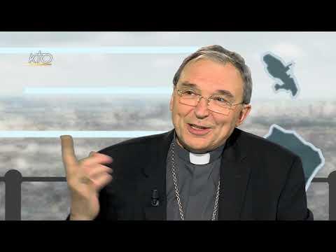 Mgr Laurent Dognin, diocèse de Quimper et Léon