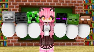 Monster School : BREWING BABY CHALLENGE - Minecraft Animation
