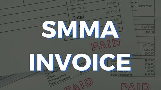 How to Invoice Clients For Your SMMA