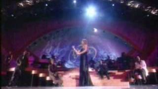CELINE DION POR AMOR   That's The Way It Is (With N'Sync) (Live All The Way CBS Special 1999)