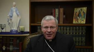Bishop Vetter on the New Year – Dec. 27, 2019