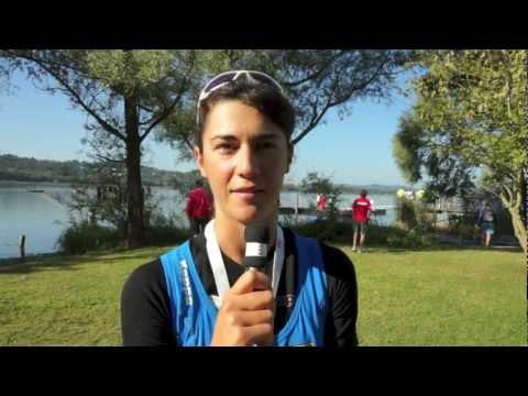 Sara Bertolasi si qualifica per la finale