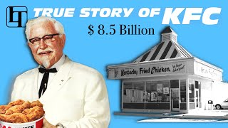 The true story of KFC | How KFC started from a Gas Station
