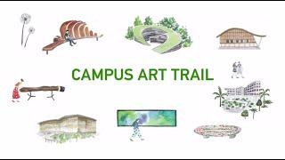 Explore the NTU Singapore Campus Art Trail