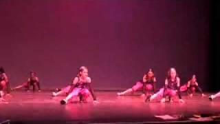 Yeah 3x Remix Dance Recital