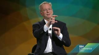 Eric Schmidt | Artificial Intelligence Keynote Highlights