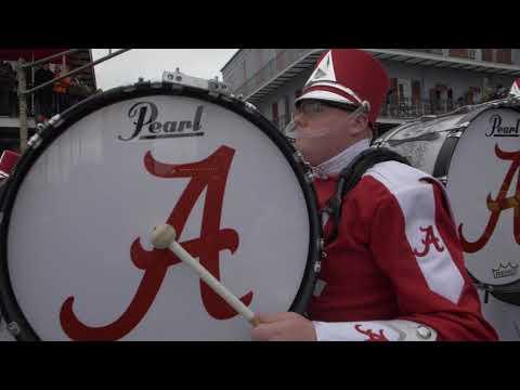 The University of Alabama: Sugar Bowl Fan Fest and Parade (2017)