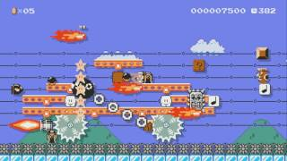Love Is A Highway by JEFF 一SUPER MARIO MAKER一 No Commentary