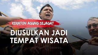 Ganjar Pranowo Kunjungi Bekas Keraton Agung Sejagat, Usulkan Jadi Desa Wisata 'Keraja-rajaan'