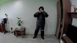Костюм для зимний рыбалки норфин дискавери