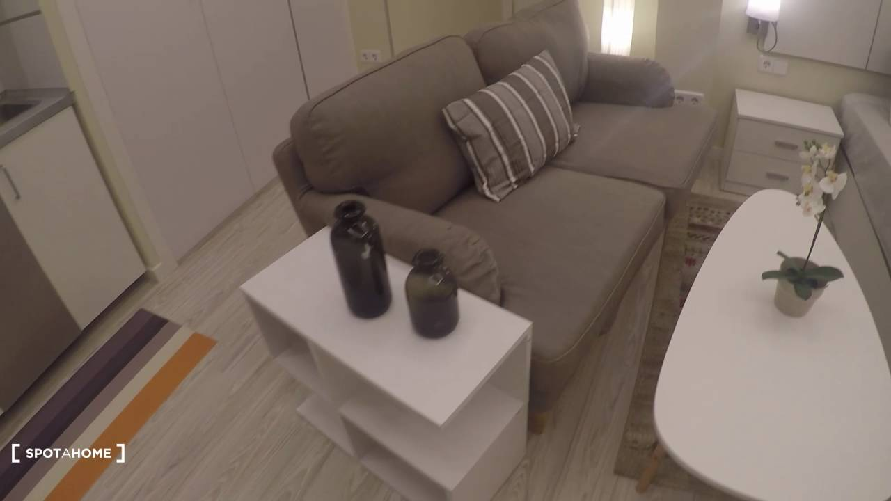 Gorgeous studio apartment for rent in Chamberí, Madrid