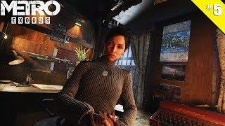 Metro Exodus - Ep 5 - Bienvenue à l'Arche ! - Let's Play FR HD