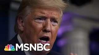 U.S. Coronavirus Cases Top 18,000 As States Push Trump To Act | The 11th Hour | MSNBC