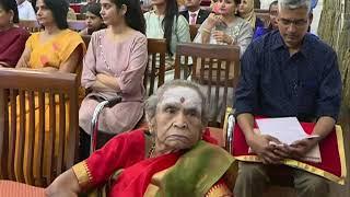 इंडियन जर्नल ऑफ ऑफ्थाल्मोलॉजी'च्या प्रकाशनाच्या हिरक महोत्सवी वर्षानिमित्त कार्यक्रम;?>