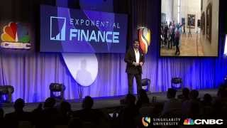 Overview Of Singularity University At Exponential Finance