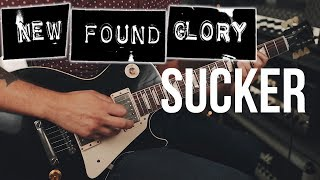 New Found Glory - Sucker (Guitar Cover)