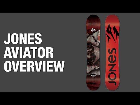 Jones Aviator 2018-2019 Snowboard Review | The Snowboard Asylum