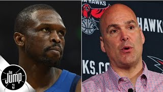 The NBA's new tampering rules could uncover another Danny Ferry/Luol Deng situation   The Jump