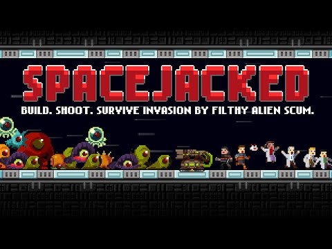 Spacejacked Announcement Trailer thumbnail