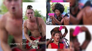 #Unscripted Music: Count Tutu . Watch this segment as we spend a little time with some of the band m