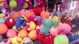preview picture of video 'Les Machines à pince : Boulogne-sur-mer 2014'
