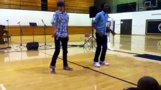 Dubstep Talent Show- Louder by DJ Fresh