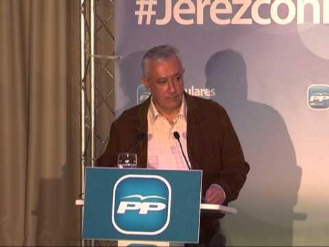 María José García-Pelayo, reelegida por aclamación presidenta del PP de Jerez