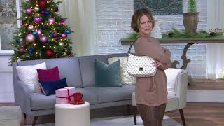 Dooney & Bourke Gretta Novelty Small Kiley Hobo On QVC