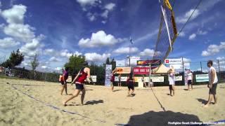 2. Firefighter Beach Challenge