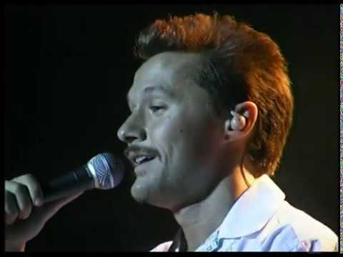 Diego Torres video Que será | La flor más bella  - En vivo 2002