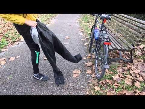 Come proteggere gambe e piedi dalla pioggia