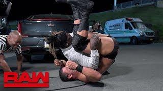 Robert Roode vs. R-Truth – 24/7 Championship Match: Raw, May 20, 2019