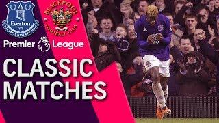 Everton v. Blackpool | PREMIER LEAGUE CLASSIC MATCH | 2/5/11 | NBC Sports
