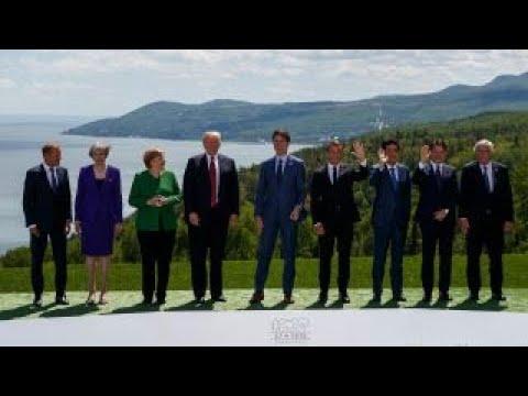 Trump's tariffs have provoked a crisis with the EU: David O' Sullivan