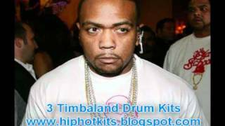 3 Timbaland Drum Kits (MUST HAVE!!)
