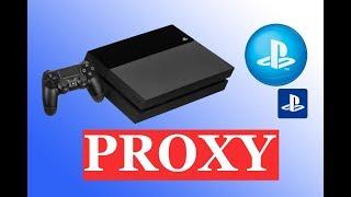 Как настроить прокси на PS4 за 1 минуту.