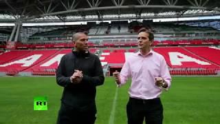 Confed Cup Russia 2017: Kazan Arena
