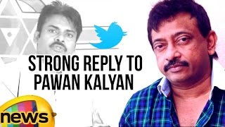 Ram Gopal Varma Strong Reply To Pawan Kalyan Comments  RGV Tweet  Mango News
