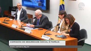 Seguridade Social - Contaminação da água e aumento dos casos de microcefalia - 11/11/2019 14:30