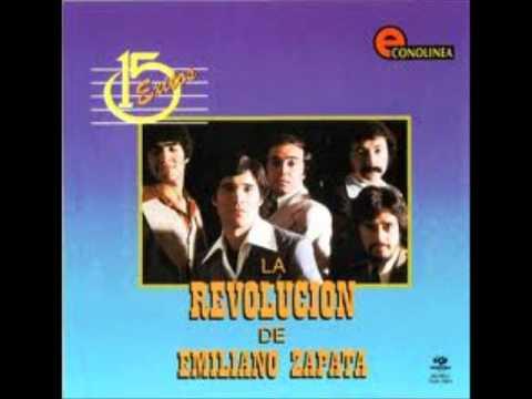 Mi forma de sentir - La Revolución de Emiliano Zapata