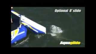 Aquaglide Rebound Bouncer 16