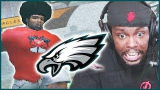 I HATE I GOTTA DO THIS!   NFL Street Walkthrough Part 23