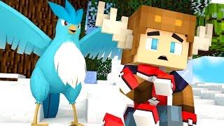 Articuno  - (Pokémon) - CATCHING ARTICUNO IN POKEMON GO! (Minecraft Roleplay)