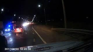 Страшное дтп на окружной дороге Ярославль