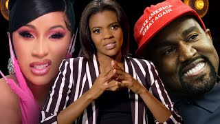 Candace Owens on Cardi B's 'WAP' Song and Kanye West's Political Influence